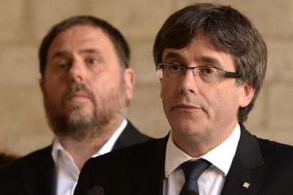 Un demudado Puigdemont carga contra el Gobierno de España e insiste en que habrá referéndum el 1-O