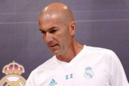 Alarma en el vestuario del Real Madrid: golpe inesperado para Zidane