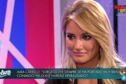 Alba Carrillo ficha por 'Sálvame'