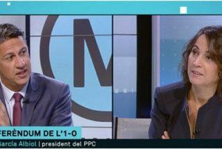 Albiol se crece en terreno enemigo y canta las cuarenta a la TV3 en una entrevista en su plató