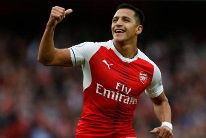 El trueque que ofrecerá el Manchester City al Arsenal por Alexis Sánchez