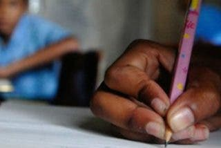 Manos Unidas recuerda que la alfabetización es esencial en la lucha contra la pobreza