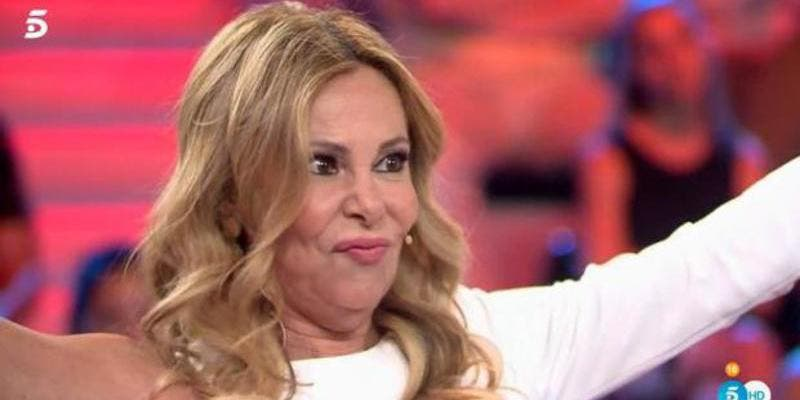 Ana Obregón se casó por error con Isabel Pantoja
