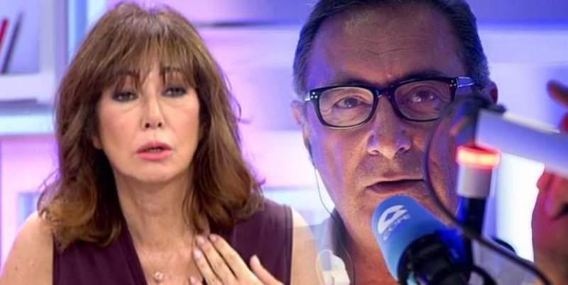 """Ana Rosa se indigna por el cobro de 10 euros a la prensa por informar del referéndum: """"Tonto el que lo pague"""""""