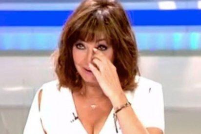 Ana Rosa llora desconsolada a su vuelta al trabajo; ¿Por qué?
