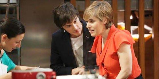 """El 'hachazo' de Jordi Cruz a Anabel Alonso en 'MasterChef Celebrity': """"Cuidado con reírte de mi oficio"""""""