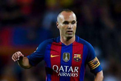 El último lío con Iniesta en el Barça llega a oídos de Florentino Pérez