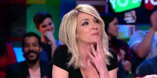"""Anna Simón vuelve a 'Zapeando' tras estar """"al borde de la muerte"""""""