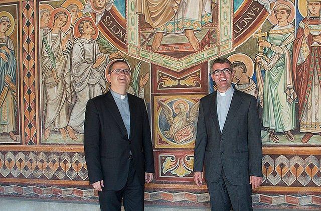 Diálogo y servicio, prioridades para los nuevos auxiliares de Barcelona