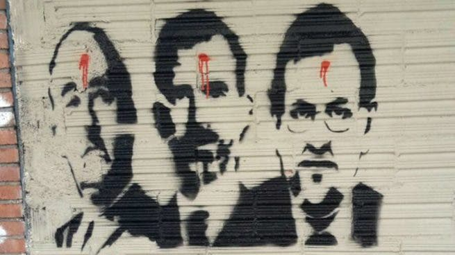 Los rabiosos 'cachorros' de la CUP quieren pegarle un tiro en la frente al Rey y a Rajoy
