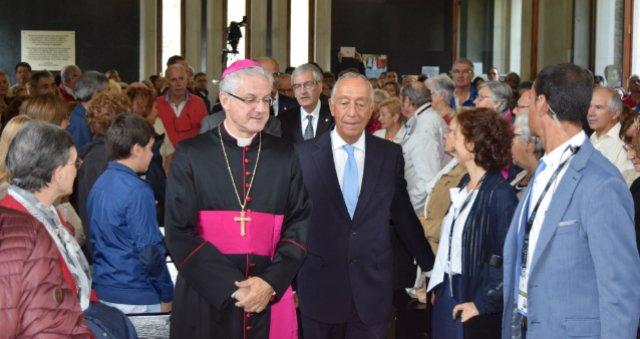 Andorra y Portugal estrechan lazos en torno a la Virgen de Meritxell