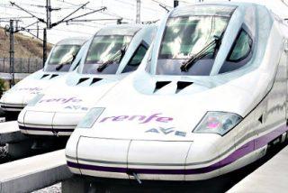 Renfe restablecerá este lunes por la tarde el servicio en el corredor nordeste Madrid-Zaragoza-Barcelona