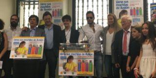 Mensajeros recauda más de veinte mil euros para material escolar para niños que más lo necesiten