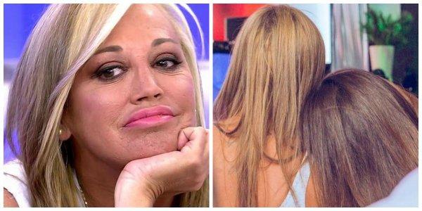 El emotivo mensaje de despedida de Belén Esteban a su hija Andrea