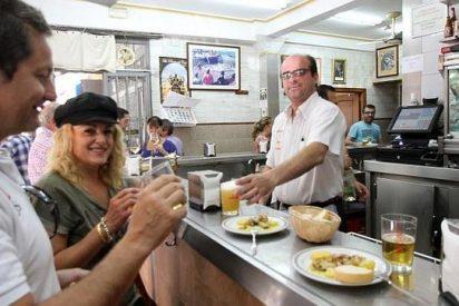 ¿Sabes cuántos bares hay en España?