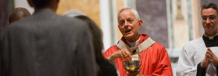 """Wuerl defiende que """"la ley de la Iglesia no es el único punto de referencia en el ministerio pastoral"""""""