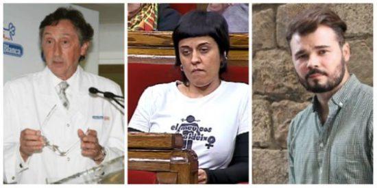 Carulla y compañía: ¡Que os compren los zarrapastrosos cuperos, bolivarianos y 'Rufianes'!