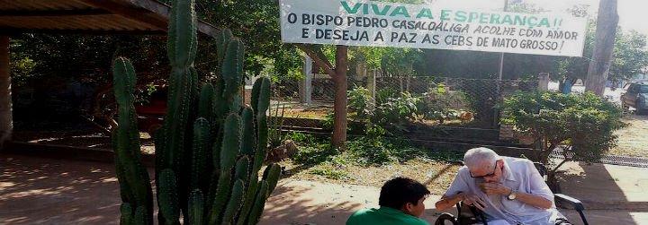 """Las Comunidades Eclesiales de Base denuncian al """"Gobierno ilegítimo de Brasil, que masacra el trabajador"""""""