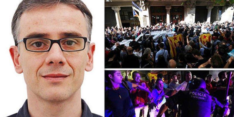 Jové, el Nº-2 de Junqueras, el 'golpista' detenido por la Guardia Civil, cobra más que Mariano Rajoy