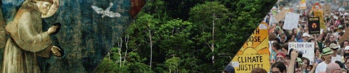 Francisco llama a la Protección de la Amazonía en Colombia