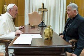 Francisco nombra Nuncio en Italia a Emil Paul Tscherrig, el primero no italiano en la Historia