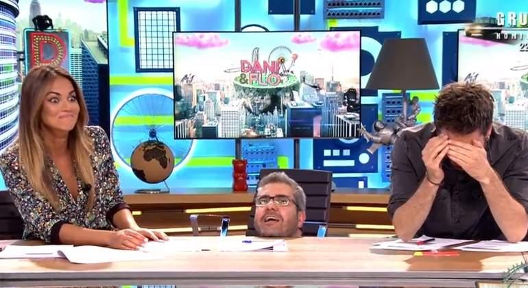El disparatado chiste de Flo sobre Podemos que casi le cuesta la cabeza