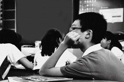La mejor «superchuleta» de la historia con la que un estudiante se la jugó a su profesor