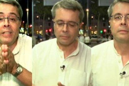 Vergüenza y estupor entre los católicos con las soflamas independentistas en TV del párroco hooligan de Calella
