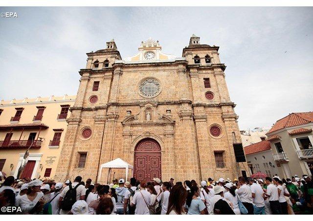 El Papa del pueblo, tras las huellas de San Pedro Claver