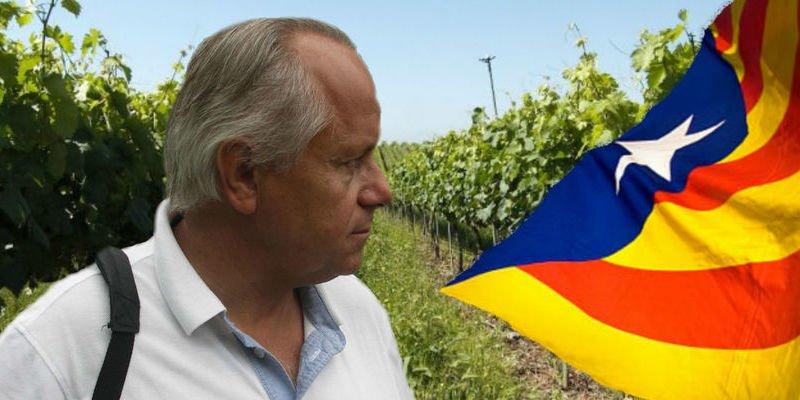 Antón Raventós 'Codorniú', el presidente de Unipost, convertido en cartero del separatismo