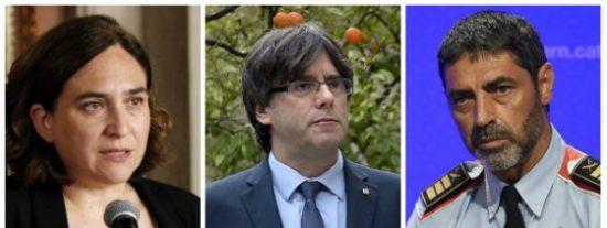 """Alfonso Rojo: """"Muy fanático habría que ser para no mosquearse con los ineptos y mentirosos de Colau, Trapero y Puigdemont"""""""