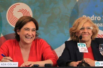 Cataluña: Lo que intentan Carmena y Colau es salvar sus propios culos