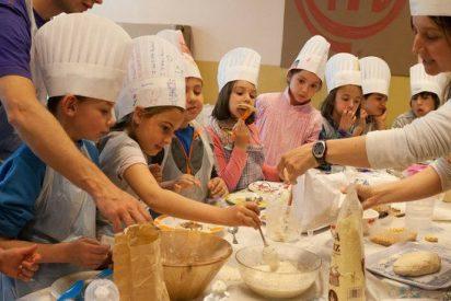 Los escolares navarros desperdician 64,68 gramos de comida al día