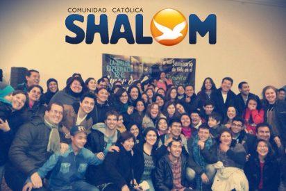 Pop, rock y adoración al Sacramento con la Comunidad Shalom