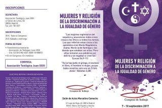 """""""Las mujeres y la religión: de la discriminación a la igualdad de género"""""""