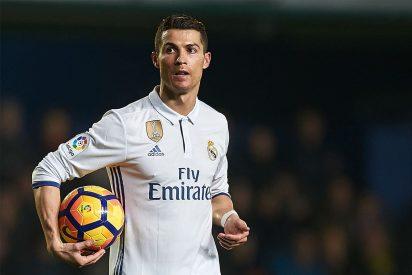 Cristiano Ronaldo está caliente con los que viven criticándolo