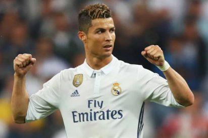 Cristiano Ronaldo le cuenta a Florentino Pérez el lío que hay montado con un jugador del Barça