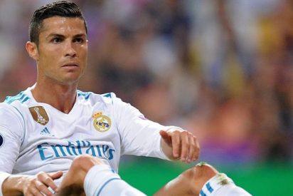 Cristiano Ronaldo monta un lío tremendo en el vestuario del Real Madrid (y se acuerda de Messi)