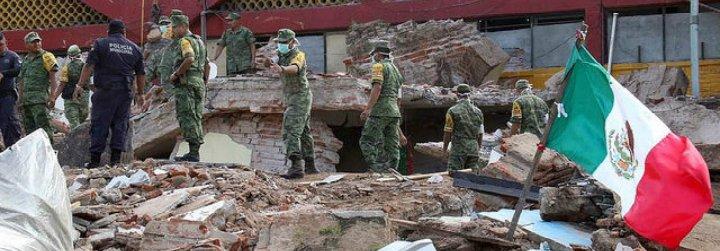 """Los obispos mexicanos lamentan los """"corazones heridos"""" que ha dejado el terremoto"""