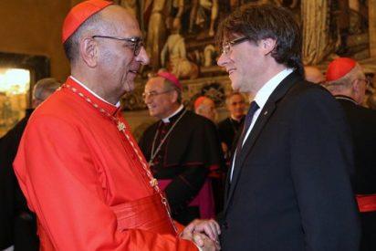 Arzobispado de Barcelona: Puigdemont no corrigió a Omella