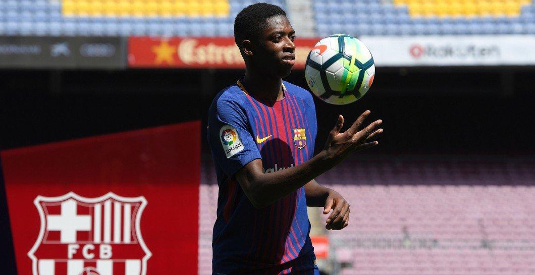 Dembelé ya es el mayor pufo de la historia del FC Barcelona: el chico de los 140 millones se vuelve a romper