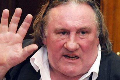 """Gérard Depardieu: """"Mataron a mi hijo por dos gramos de heroína"""""""