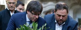 """Santi González: """"Cataluña está gobernada por una cuadrilla de delincuentes que esperan salirse de rositas por el golpe y por el 3%"""""""