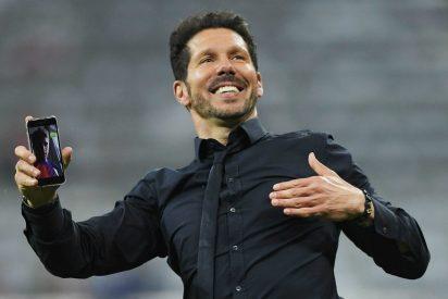 El Cholo Simeone se carga un trueque que traía a Diego Costa de vuelta al Atlético