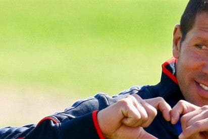 Diego Simeone renueva con el Atlético de Madrid hasta el 2020