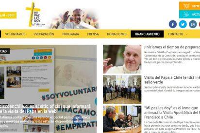 """""""Queremos que el Papa entre a cada casa, teléfono y corazón"""""""