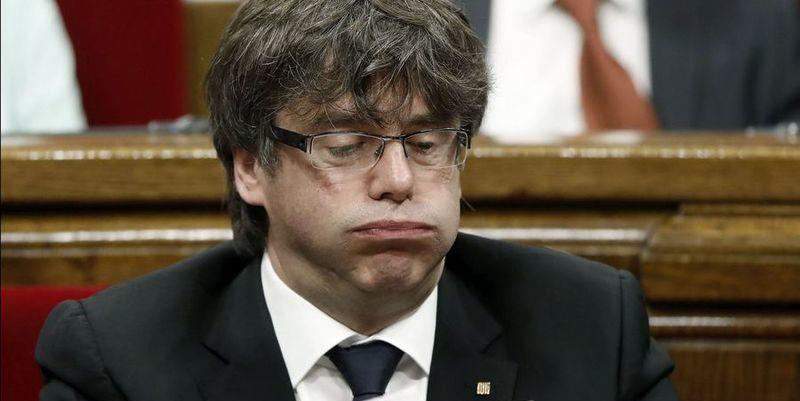 La sucia trampa de Puigdemont para burlarse del juez que ha cerrado su web