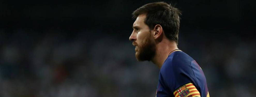 El amigo de Leo Messi que se siente engañado por Valverde en el Barça