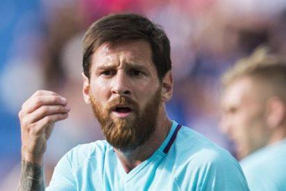 El Barça ataca a Messi con una historia muy fea que salpica a Valverde (y a un crack)