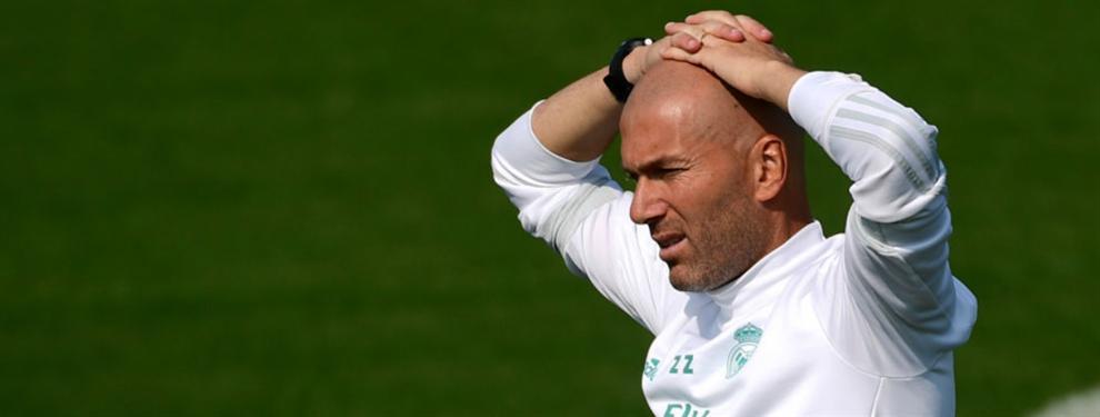 El ?Bombazo? (con nombre y apellidos) que Zidane se guarda para la Real Sociedad